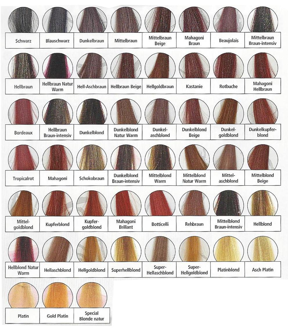 Profi Haarfarbe Zum Günstigen Preis