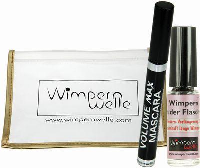 wimpern in der flasche set 1 von wimpernwelle augen. Black Bedroom Furniture Sets. Home Design Ideas