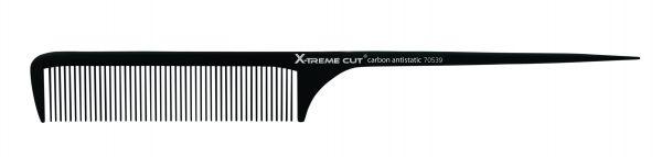 X-Treme Cut Carbon Stielkamm mittel 70539