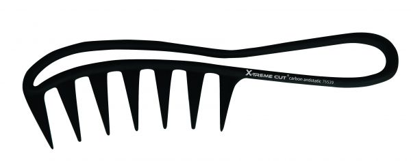 X-Treme Cut Carbon Auflockerungkamm 75539