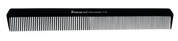 X-Treme Cut Carbon Universalkamm mittel-fein 72039