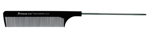 X-Treme Cut Carbon Nadelstielkamm fein 04339