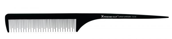 X-Treme Cut Carbon Toupierstielkamm 70339